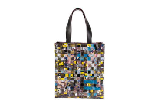 Meraky AROMA collection Arabica Totebag bouquet fronte