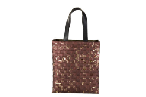 Meraky AROMA collection Arabica Totebag chocolate fronte