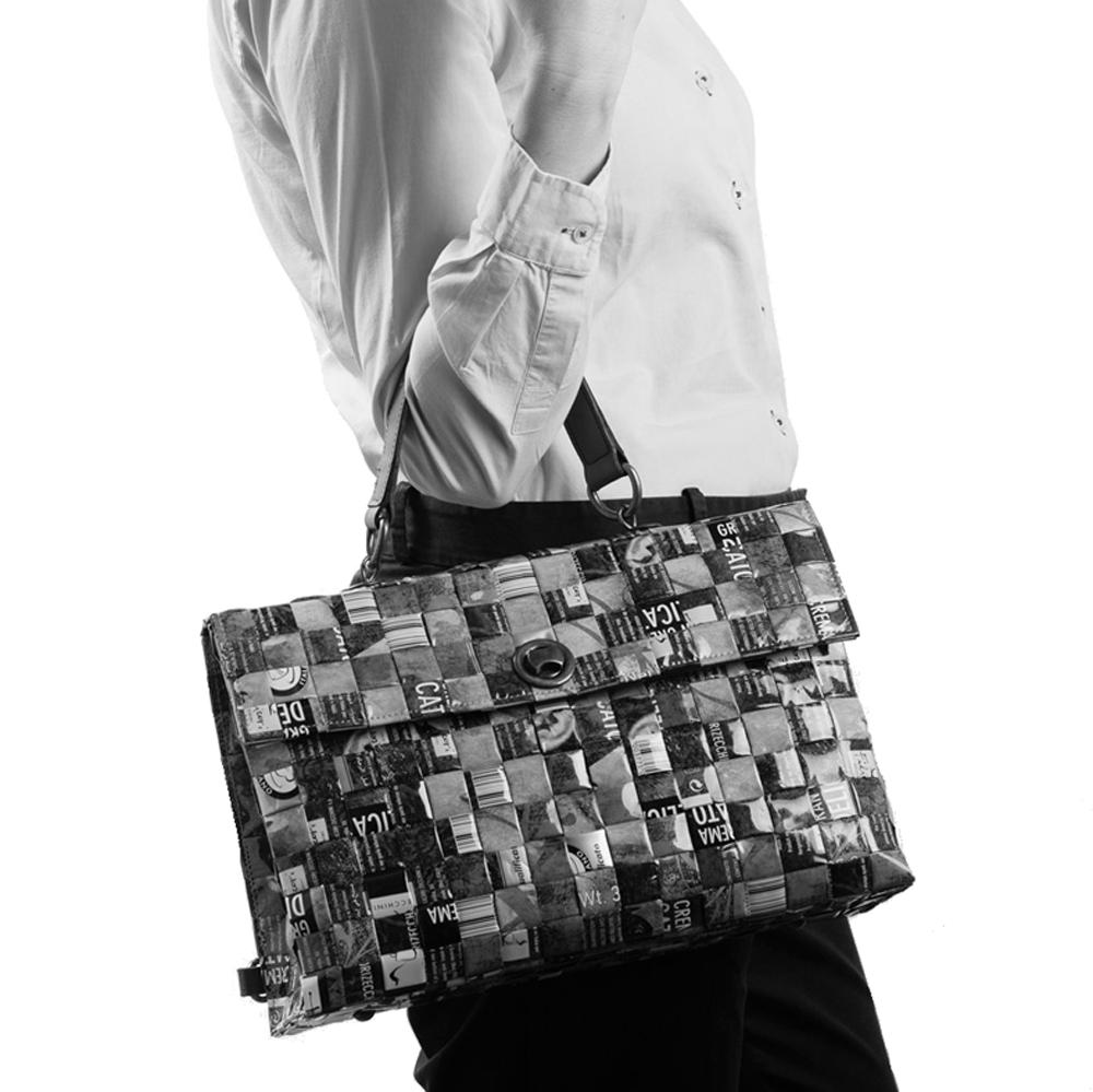 Meraky AROMA collection Shakerato convertible bag a mano