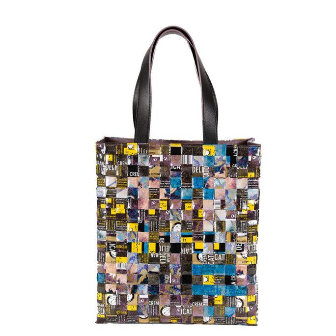 Meraky AROMA collection Shakerato sac convertible bag bouquet devant