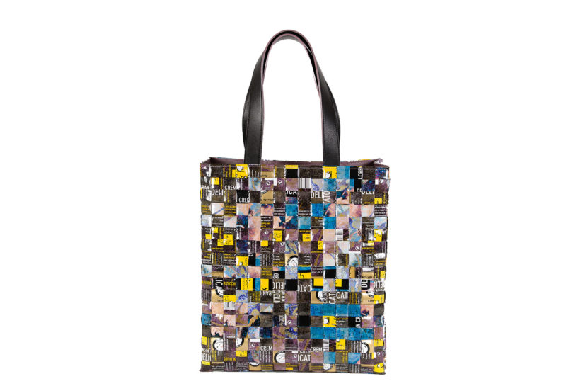 Meraky AROMA collection Arabica Tote bag bouquet front