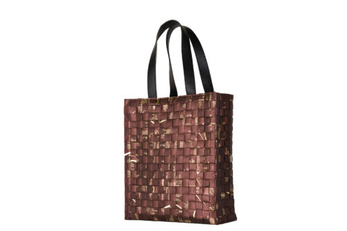 Meraky AROMA collection Arabica sac Tote bag chocolate arrière
