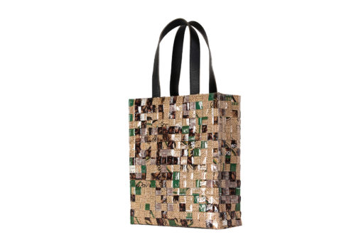 Meraky AROMA collection Arabica sac Tote bag juta arrière