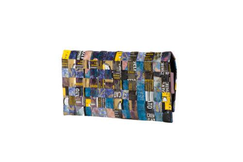 Meraky AROMA collection Ristretto sac pochette clutch bag colour bouquet arrière