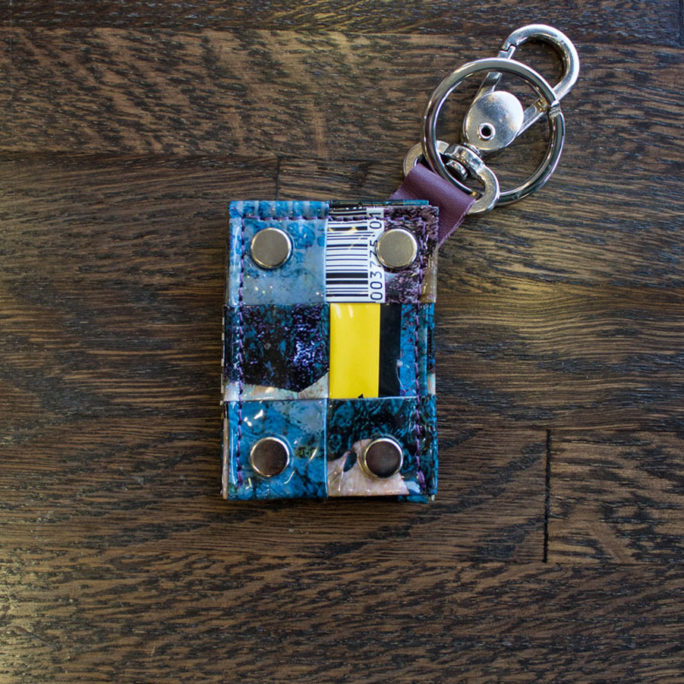 Espressino portachiavi key ring bouquet